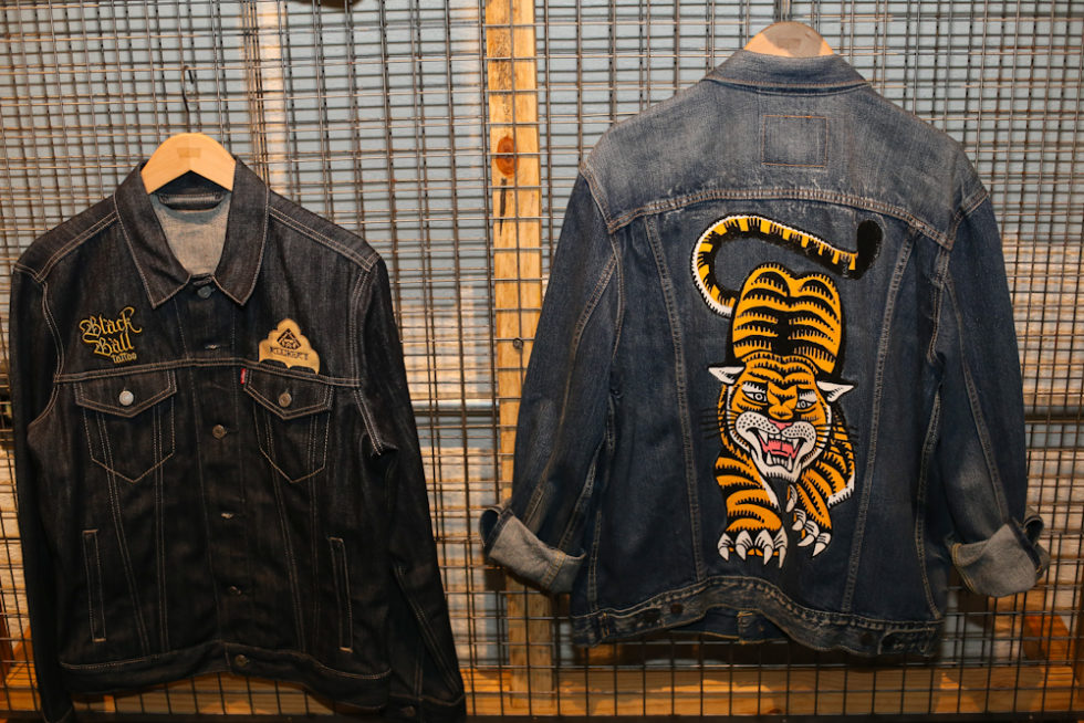 As icônicas trucker jackets da Levi's