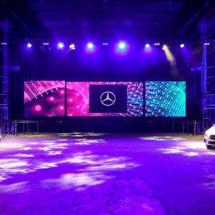 Mercedes-Benz Night